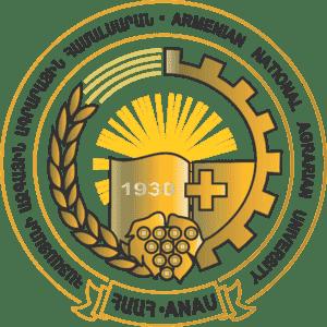 Armenian National Agrarian University logo