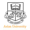 Asian University logo