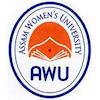 Assam Women's University logo