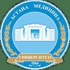 Astana Medical University logo