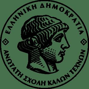 Athens School of Fine Arts logo