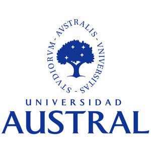 Austral University logo