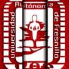 Autonomous University of Fresnillo logo