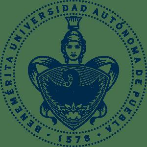 Autonomous University of Puebla logo