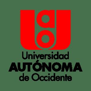 Autonomous University of the West logo