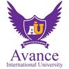Avance International University logo