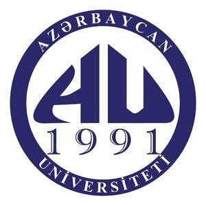 Azerbaijan University logo