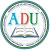 Azerbaijan University of Languages logo