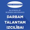 BA School of Business and Finance logo