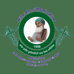 Baba Farid University of Health Sciences logo