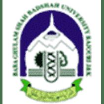Baba Ghulam Shah Badhshah University logo