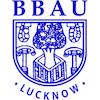 Babasaheb Bhimrao Ambedkar University logo