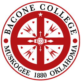 Bacone College logo