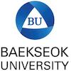 Baekseok University logo