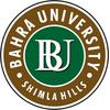 BAHRA University logo