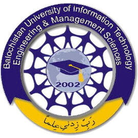 Balochistan University of Information Technology, Engineering and Management Sciences logo