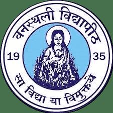 Banasthali University logo