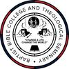 Baptist Bible College logo