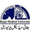 Baqai Medical University logo