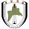 Basra University of Oil an Gas logo