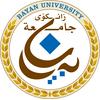 Bayan University logo