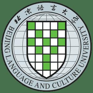 Beijing Language and Culture University logo