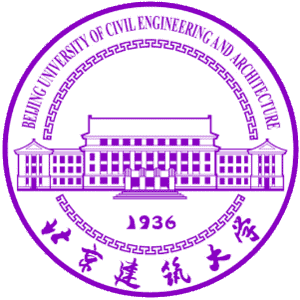 Beijing University of Civil Engineering and Architecture logo