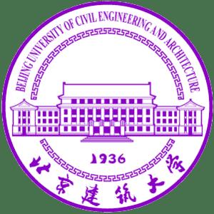 Beijing University of Civil Engineering and Architecture logo
