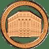 Belarusian State Academy of Arts logo