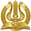 Belarusian State Academy of Music logo