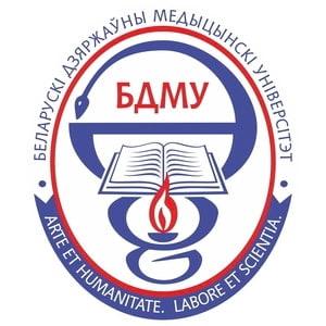 Belarusian State Medical University logo