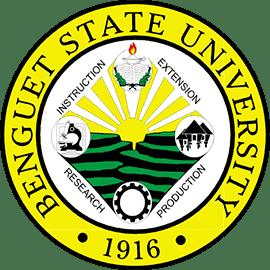Benguet State University logo