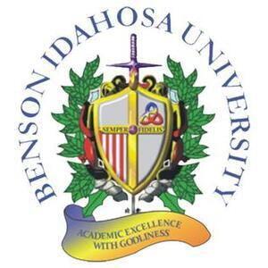 Benson Idahosa University logo