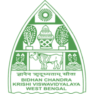 Bidhan Chandra Agricultural University logo