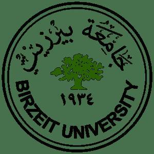 Birzeit University logo