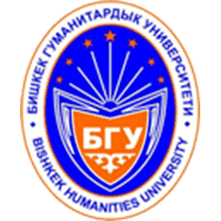 Bishkek Humanities University logo