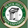 Black Hills State University logo