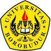 Borobudur University logo
