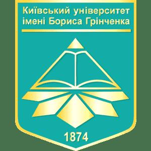 Borys Grinchenko Kyiv University logo