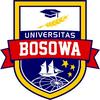 Bosowa University logo