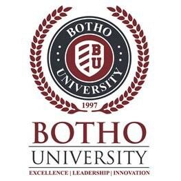 Botho University logo