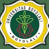 Boyolali University logo