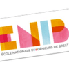 Brest National School of Engineering logo