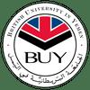 British University in Yemen logo