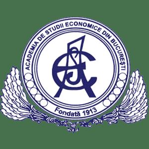 Bucharest Academy of Economic Studies logo