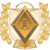 Bukovinian State Medical University logo