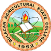 Bulacan Agricultural State College logo