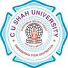 C.U. Shah University logo