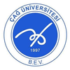 Cag University logo