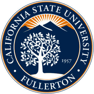 California State University - Fullerton logo